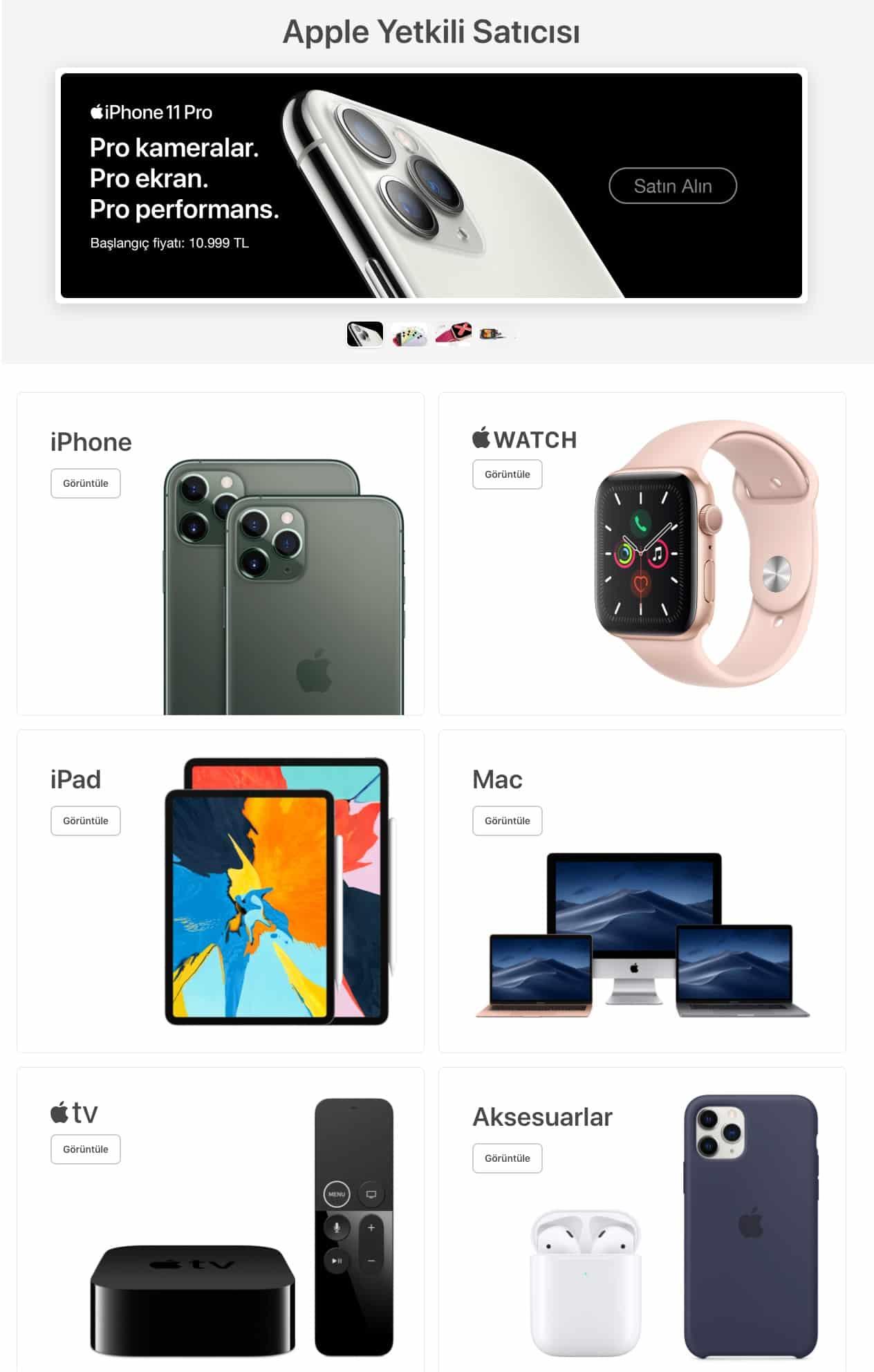 hepsiburada apple watch iphone yetkili satıcı