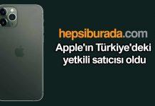 Hepsiburada, Apple Türkiye yetkili e-ticaret satıcısı oldu