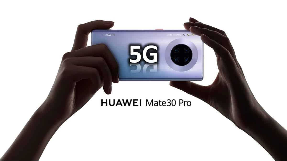 Huawei Mate 30 5G, 7 dakikada 100 Milyon dolarlık satış yaptı