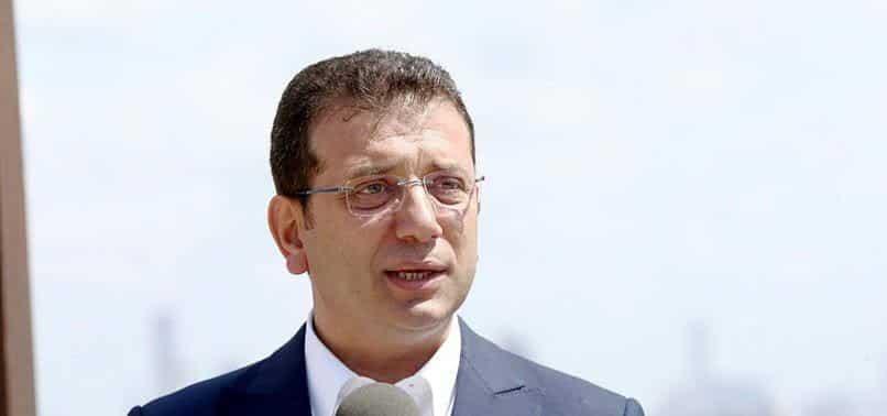 Ekrem İmamoğlu ndan Bakan Kurum a: Gölge belediyecilik var