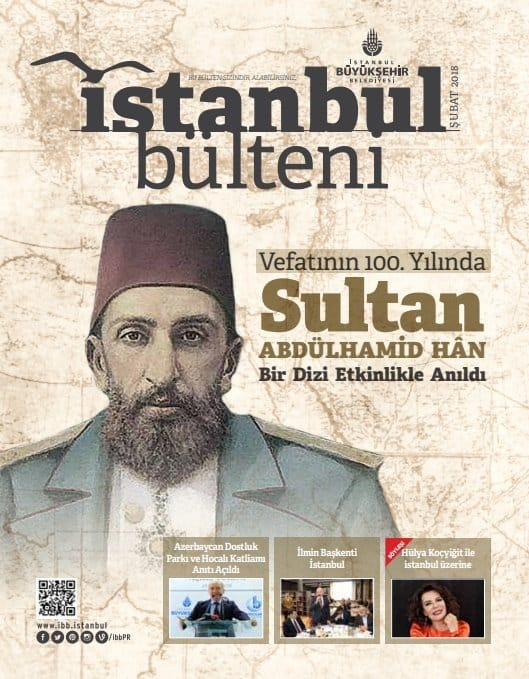 ibb istanbul bülteni dergisi sultan abdülhamit
