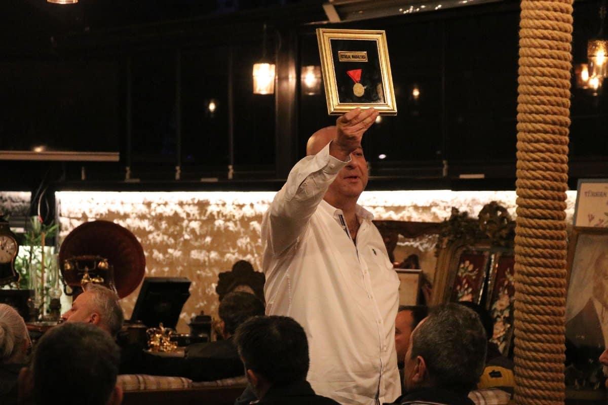 İstiklal Madalyası açık artırmayla müzayedede satıldı