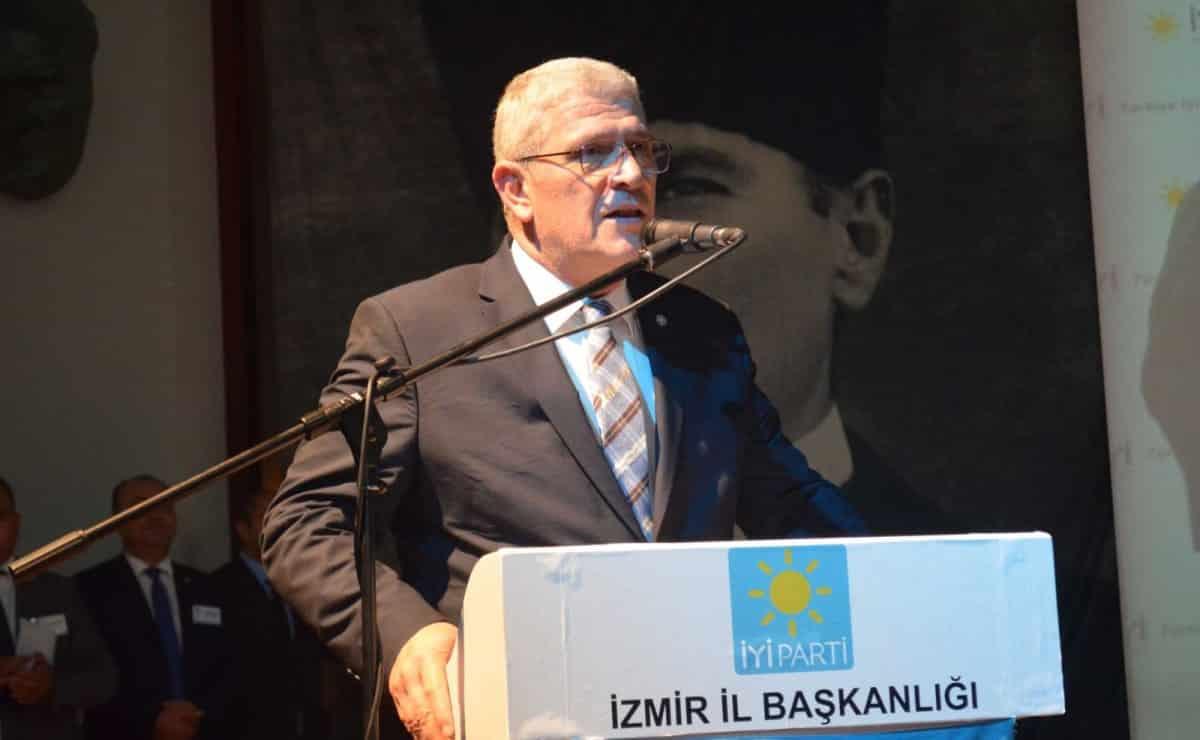 İYİ Parti Grup Başkanvekili Müsavat Dervişoğlu