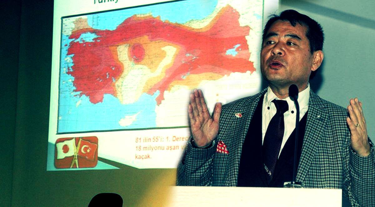 Japon deprem uzmanı uyardı: Yüzde 97 si deprem riski taşıyor!