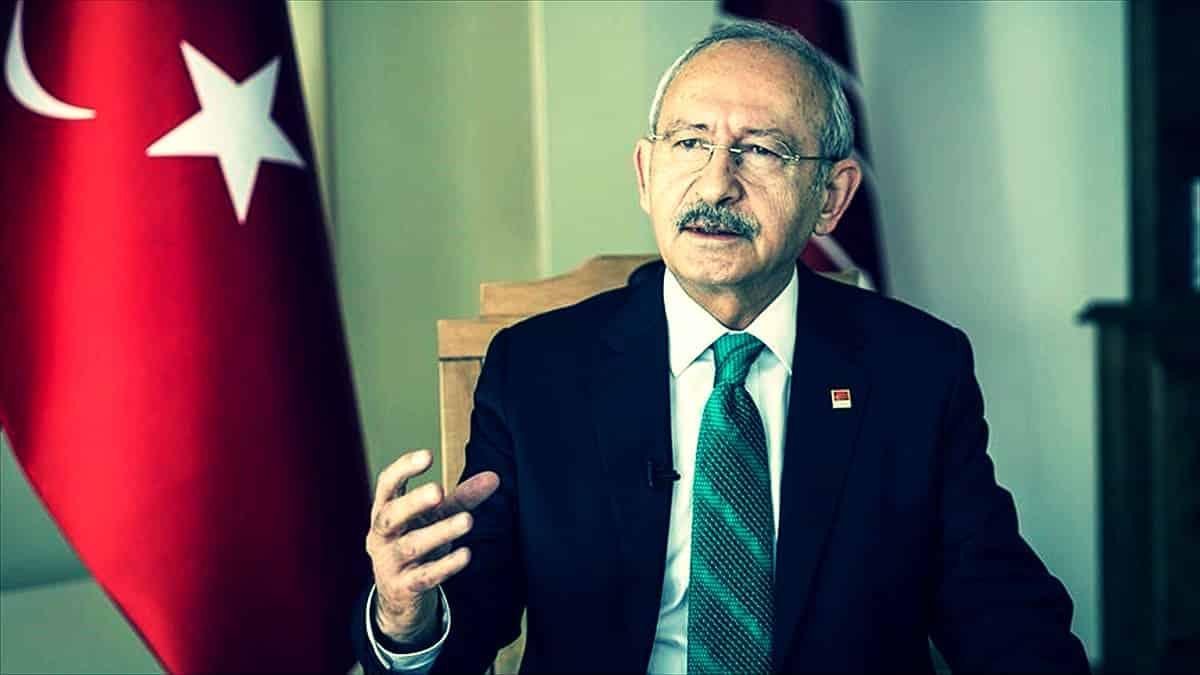 Kılıçdaroğlu: Saray ve çevresi CHP'ye karşı kumpas kurmaktadır