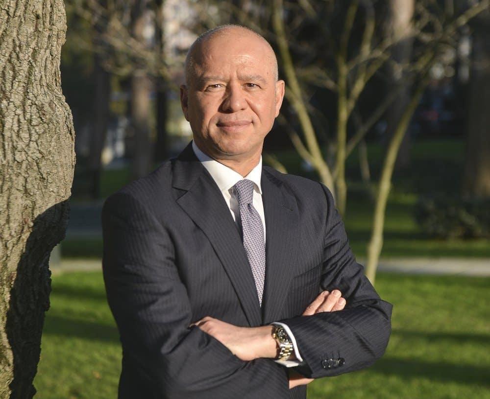 Koç Holding CEO su Levent Çakıroğlu