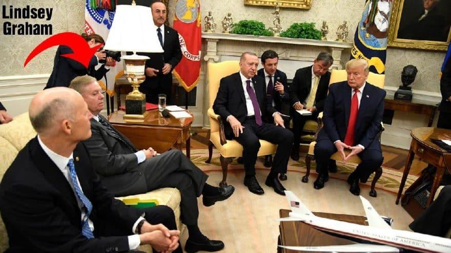 Senatör lindsey graham, Türkiye karşıtı ermeni soykırımı tasarısı engelledi
