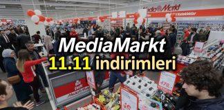 MediaMarkt 11.11 indirimleri: Teknoloji ürünlerinde yüzde 40 indirim