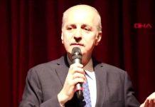Numan Kurtulmuş: Erdoğan'ın karizmasına sığınarak siyaset yapma devri geride kalmıştır