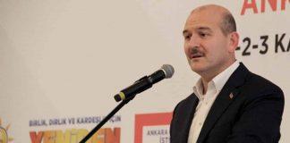 İçişleri Bakanı Süleyman Soylu: İktidarı milletten kaptırırız