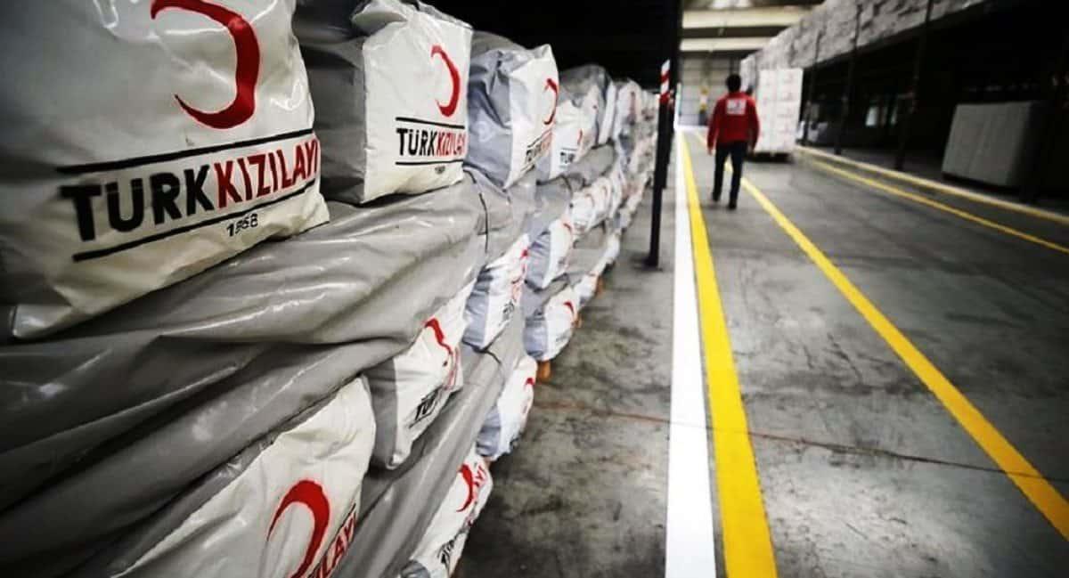 Suriye'ye dev gıda yardımı: TMO hibe edecek, Kızılay ve AFAD dağıtacak