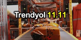 Trendyol.com 9 10 11 Kasım Büyük İndirim Günleri