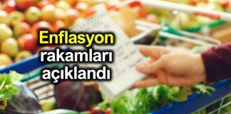 TÜİK verilerine göre enflasyon yüzde 8.55
