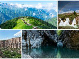 Türkiye nin saklı kalmış doğa harikaları