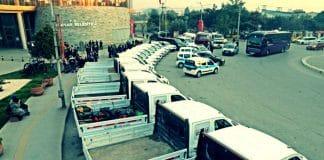 AKP nin 116 bin liraya kiraladığı araçları CHP 66 bin liraya satın aldı akhisar