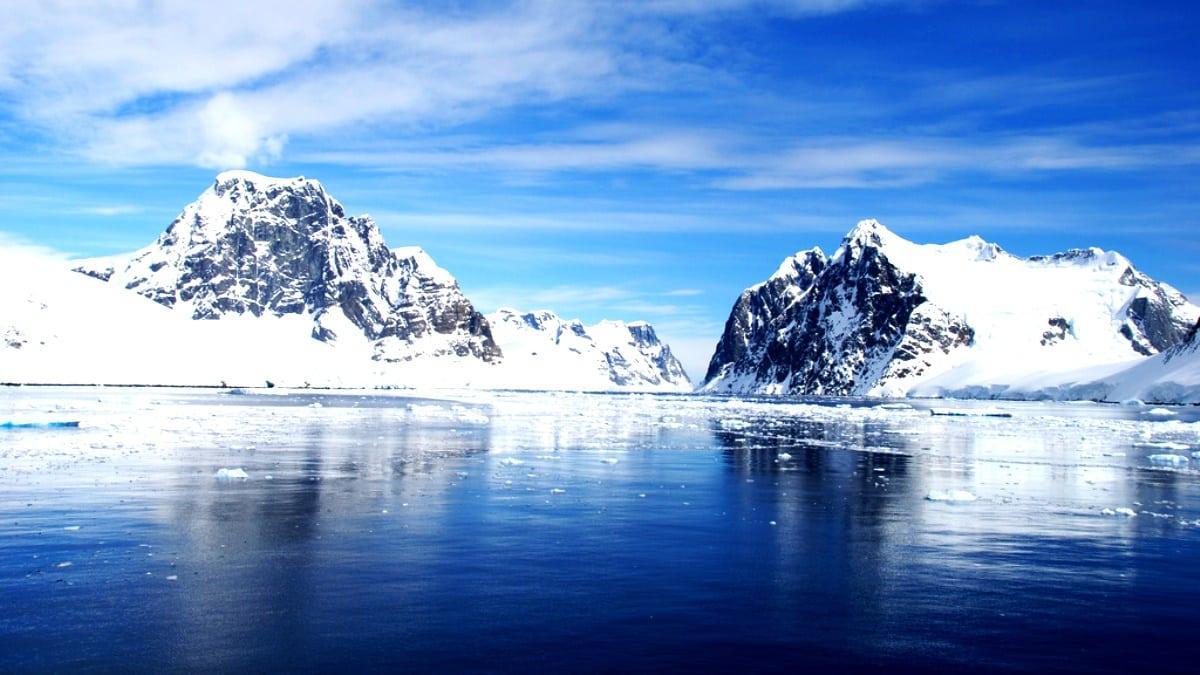 Antarktika da çalışan bilim insanlarının beyni monotonluktan küçüldü
