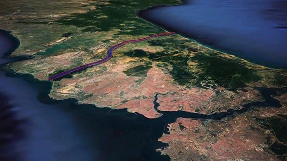 Çatlasak da patlasak da Kanal İstanbul u yapın siz!