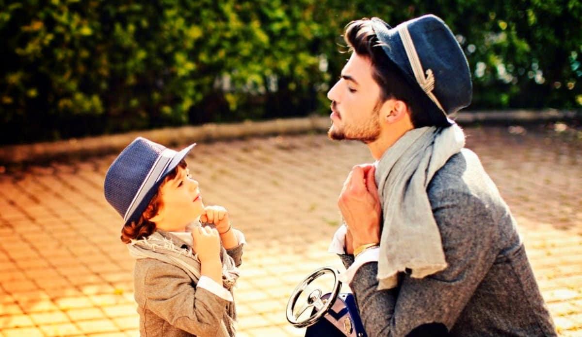 Çocuklar ile sağlıklı iletişim kurmak isteyen babalara 8 öneri