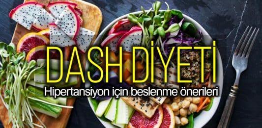 Dash diyeti nedir? Hipertansiyon için beslenme önerileri