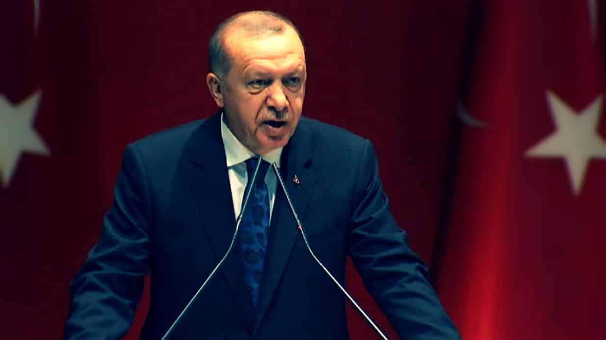 cumhurbaşkanı Erdoğan ekrem imamoğlu kanal istanbul kararı sana ait değil