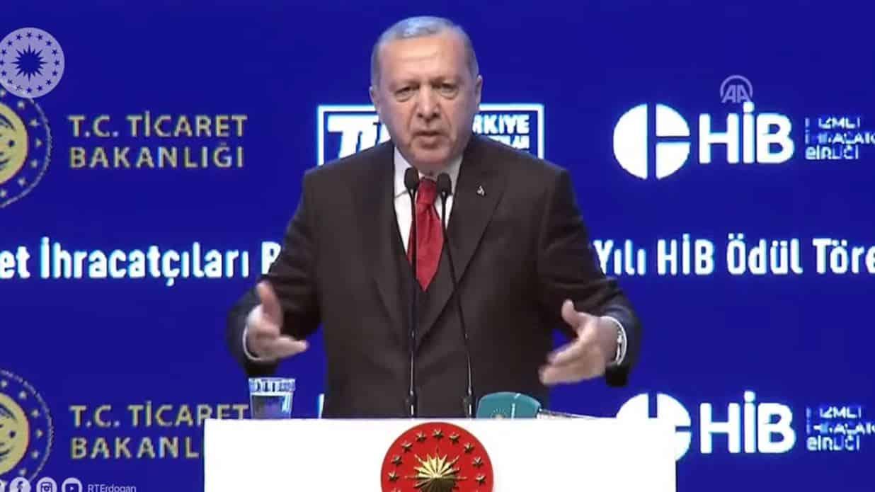 Erdoğan: Kanal İstanbul için önümüzdeki haftalarda ihaleyi yapıyoruz