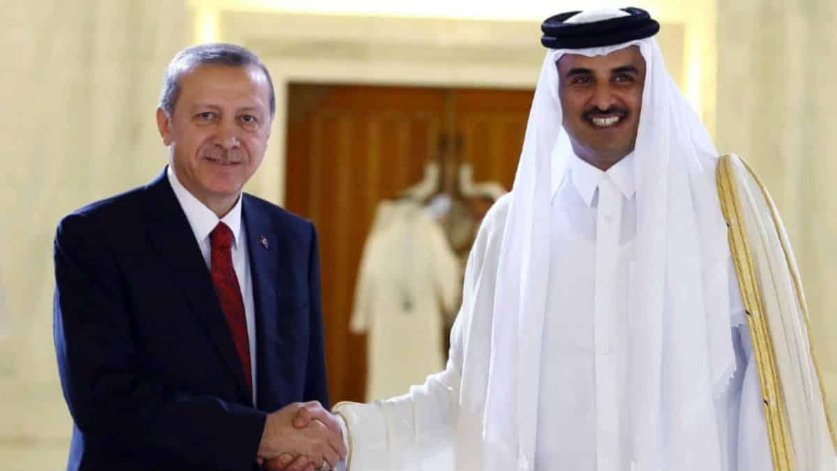 Erdoğan: Katar Emiri nin annesinin arsa almasında engel yok; George alsa kimsenin sesi çıkmaz