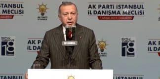 Erdoğan: Şehir Üniversitesi yönetimi Halkbank'ı dolandırmaya çalışıyor