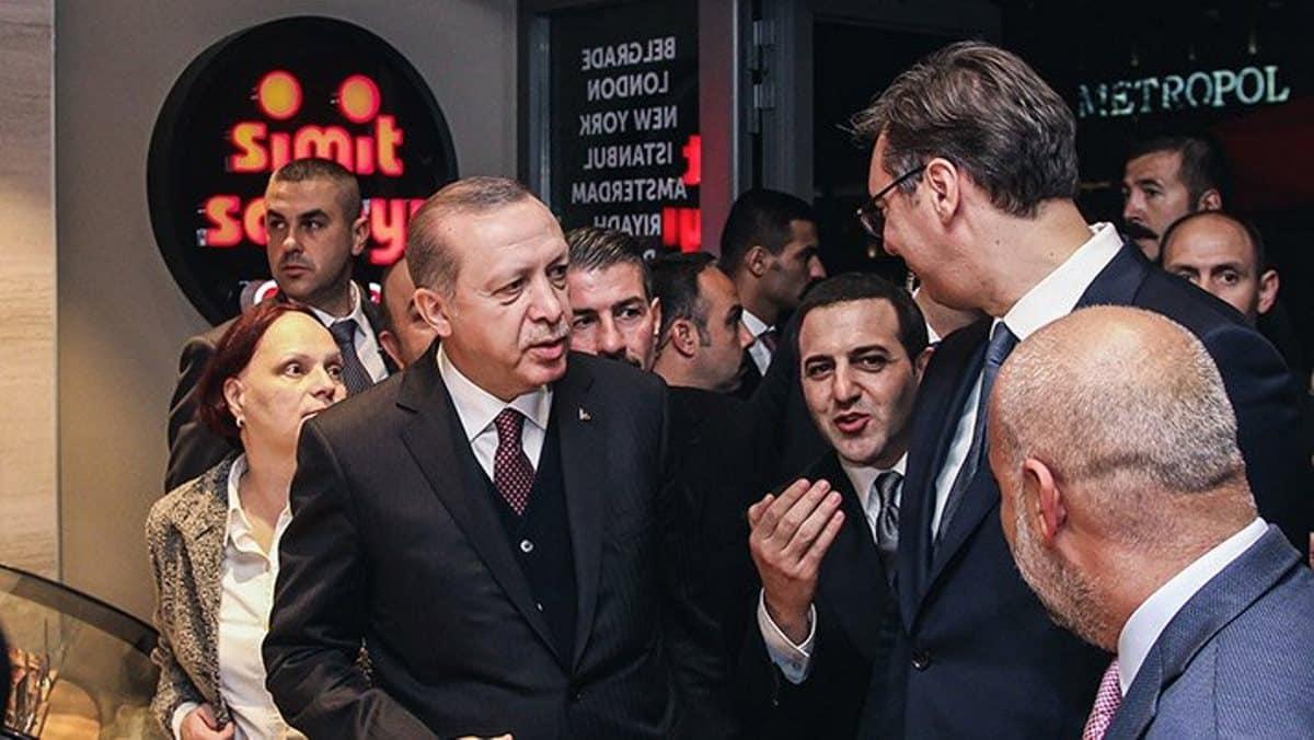 Erdoğan Simit Sarayı açıklaması: Tasvip etmiyorum