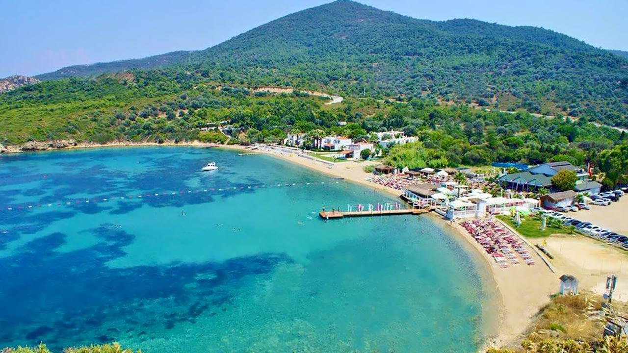Foça Plajları nerede denize girilir