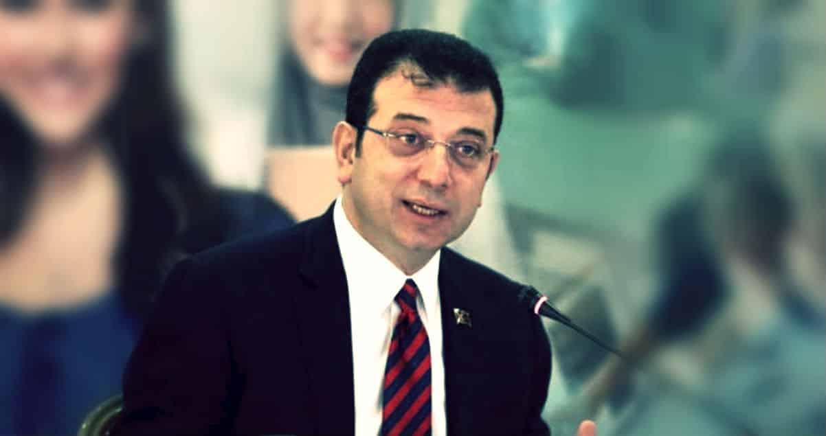 ekrem imamoğlu Bakan cahit Turhan: Ne kazması bu ya, basit bir iş değil, oraya kazma vurulmaz