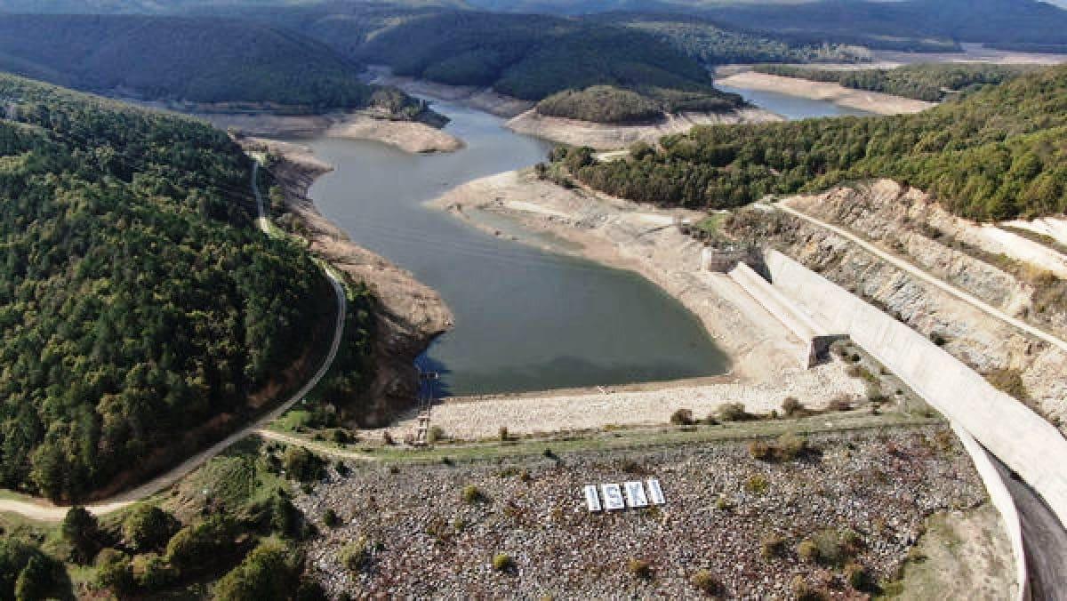 iski istanbul barajlar kuraklık