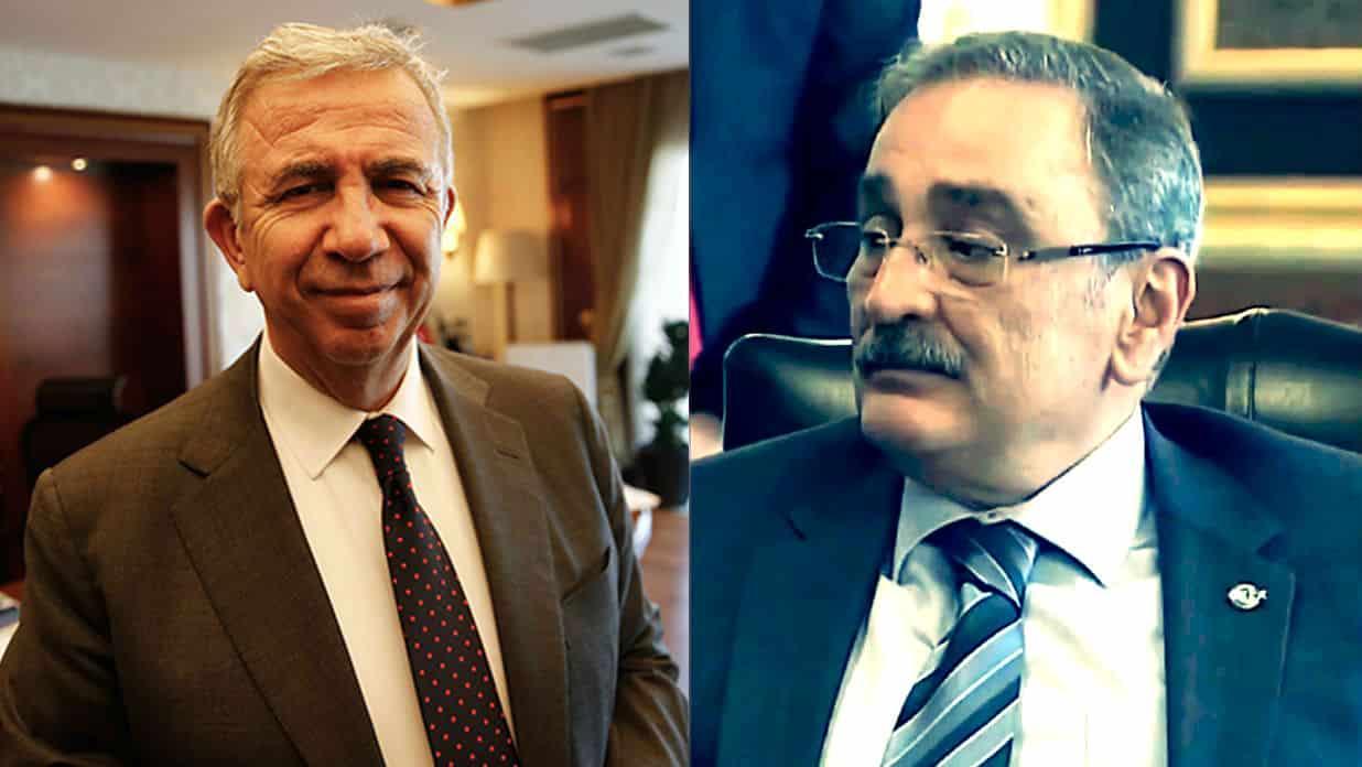 Mansur Yavaş, Sinan Aygün videosu ile rüşvet iddiasını çürüttü!