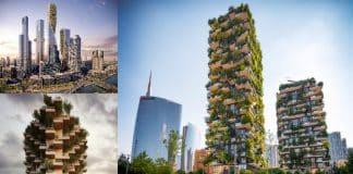 Mimaride yeni yaklaşım: Ağacın izinde yeşil yapılaşma!