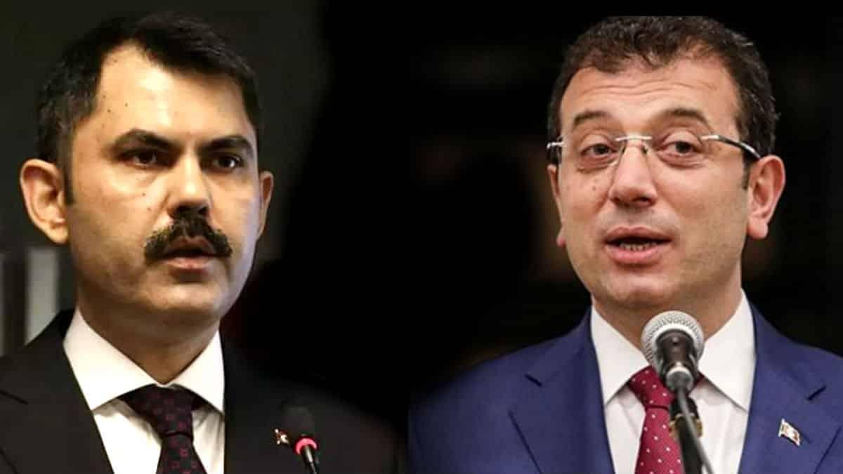 murat kurum ekrem imamoğlu İBB Kanal İstanbul protokolünden çekilme hakkı yoktur
