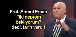 Prof. Övgün Ahmet Ercan büyük İstanbul depremiyle ilgili tarih verdi