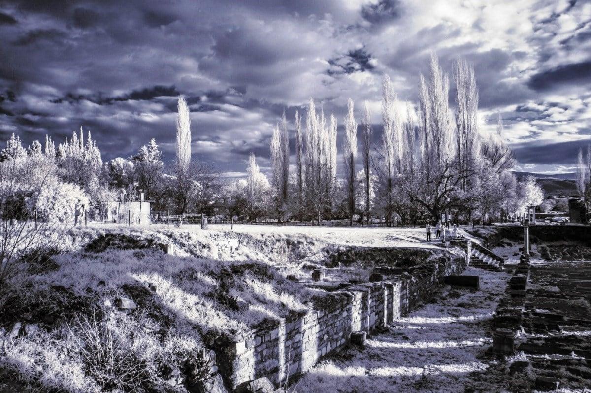 Fotoğraf 1: Gökyüzü ve Toprak