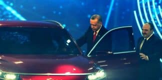TOGG yerli otomobil erdoğan