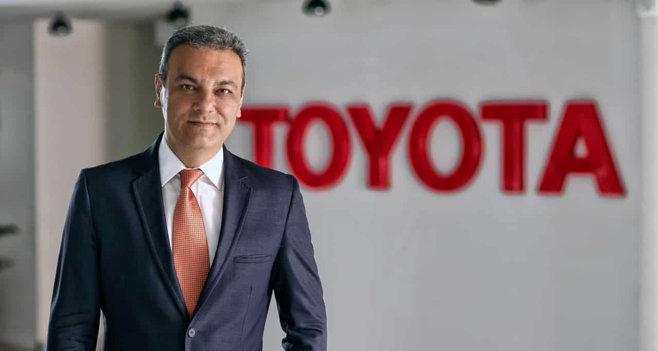 Toyota Türkiye CEO ali haydar bozkurt Otomotiv sektörü yüksek vergiler nedeniyle sıkıntıda!