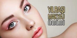 Yılbaşı makyaj önerileri: Yüz, göz, yanak ve dudak makyajı