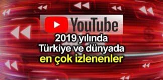 YouTube 2019 yılı en popüler videolar: En çok izlenenler