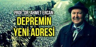 Prof. Dr. Ahmet Ercan: Deprem için yeni adres Sındırgı bölgesi manisa