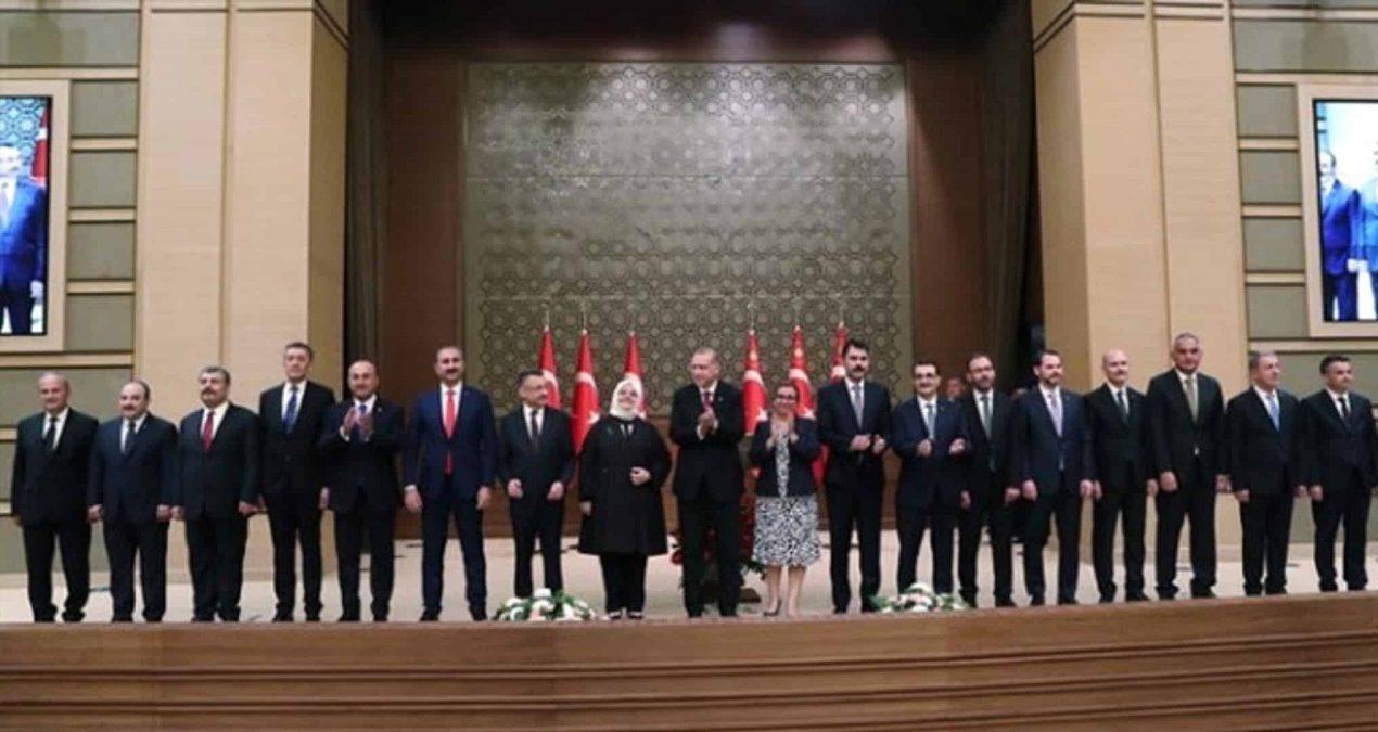 AKP li vekiller bakanlardan rahatsız: Seçimle işbaşına gelmedikleri için