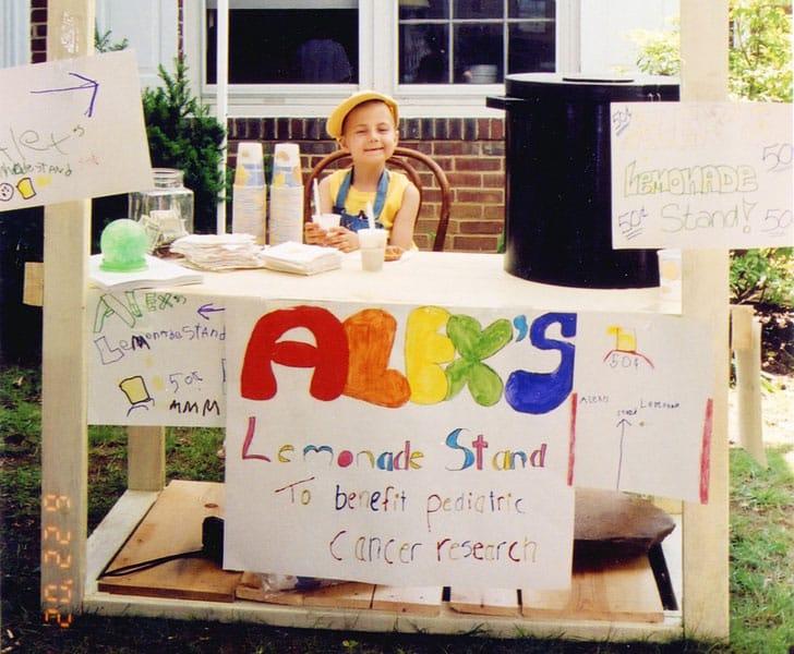 Çocukların inanç ve cesareti yetişkinlerde olsa! alex