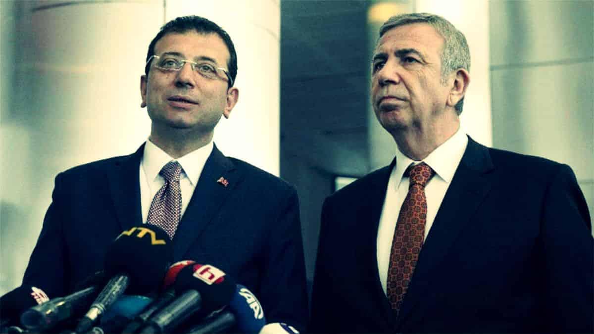 Optimar Anket Ekrem İmamoğlu ve Mansur Yavaş yeni partiye olan talepleri azalttı