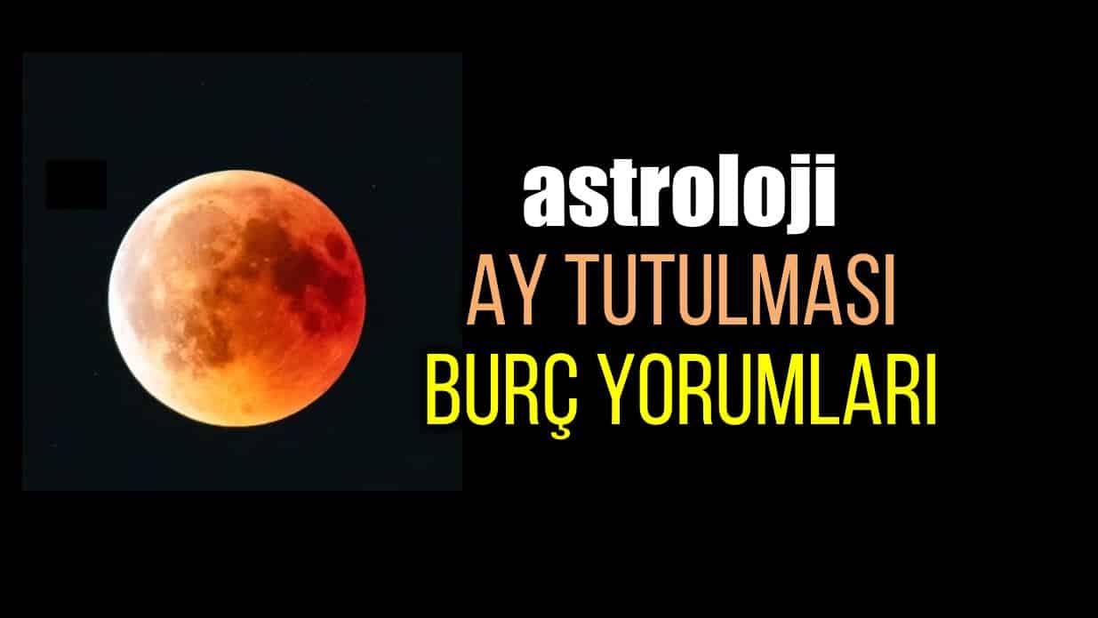 Astroloji: 10 Ocak Yengeç burcunda Ay Tutulması burç yorumları