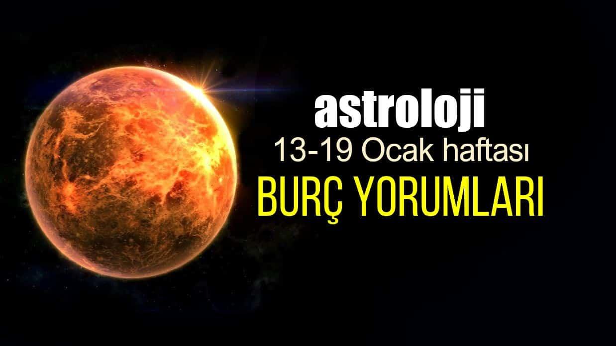 Astroloji: 13 - 19 Ocak 2020 haftalık burç yorumları