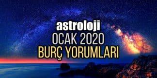 Astroloji: Ocak 2020 aylık burç yorumları