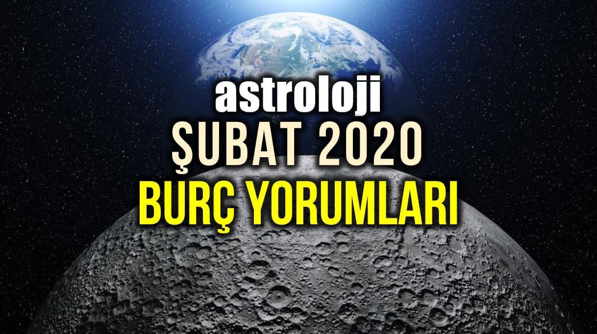 Astroloji: Şubat 2020 aylık burç yorumları
