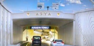 Avrasya Tüneli geçiş ücretlerine yüzde 56 zam yapıldı!