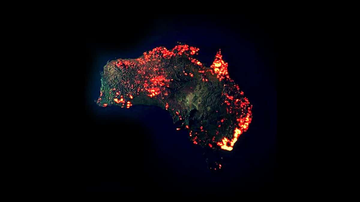 Avustralya yangını ile ilgili korkutan uyarı: En riskli zamanlar yaklaşıyor!